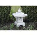 Gartendeko Japanische Lampe H 53 cm