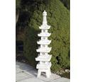 Gartendeko Japanische Lampe H 128 cm