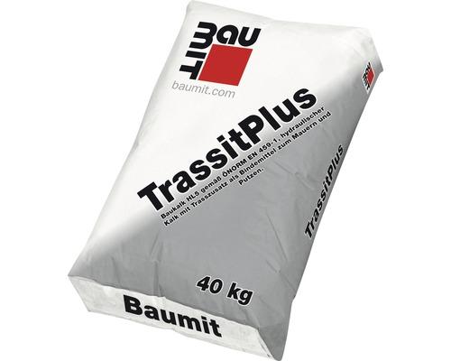 Putz- und Mauerbinder Baumit Trassitplus 40 kg