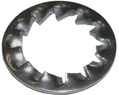 Fächerscheibe IZ, DIN 6798, 10,5 mm galv.verzinkt, 100 Stück