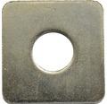 Scheibe vierkant DIN 436, 22 mm galv.verzinkt 25 Stück
