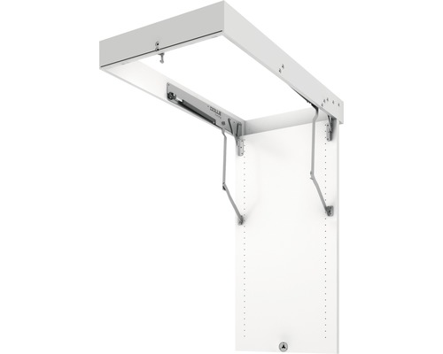 BEAM-IT-UP Deckenbox weiß 120x60x35 cm