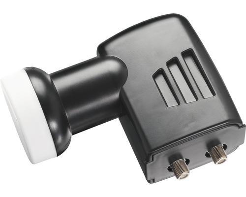 Twin LNB 0,3 dB universal