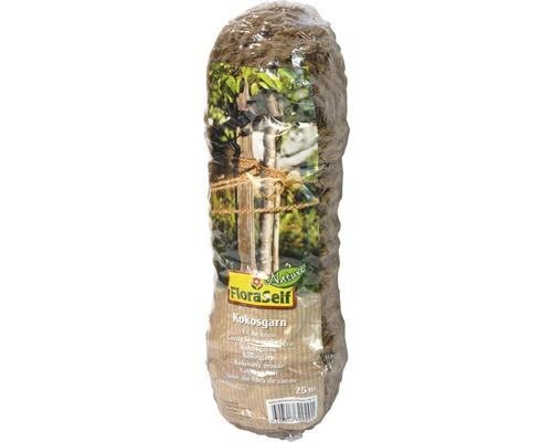 Kokosgarn FloraSelf dünn 25 m natur