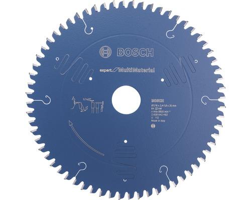 Kreissägeblatt Expert for Multi Material Ø 216x30 mm Z 64
