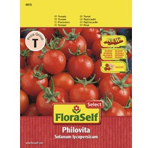 Gemüsesamen FloraSelf Select Tomate 'Philovita F1' krankheitsresistent