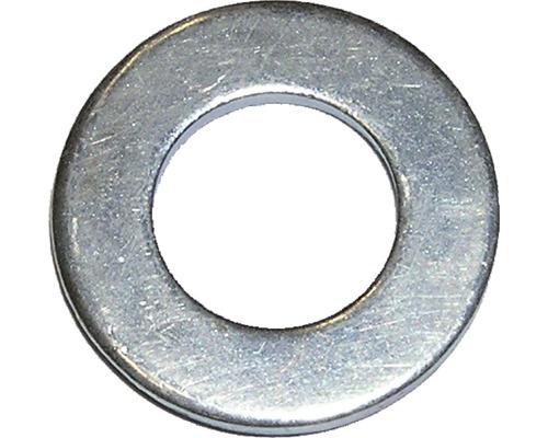 Unterlegscheibe DIN 125, 19 mm galv.verzinkt, 100 Stück