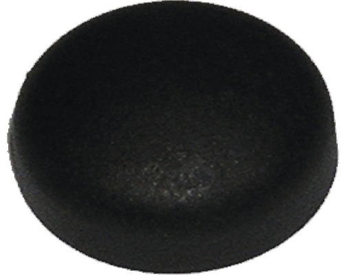 Abdeckkappe f.Nummernschild schwarz, 100 Stück
