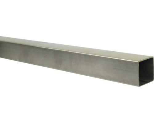 Vierkantrohr Edelstahl 40x40x2000 mm