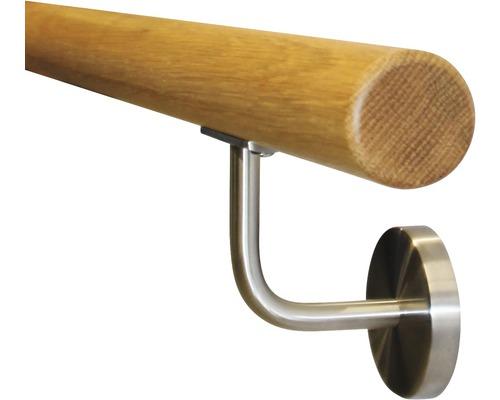 Handlaufset Eiche lackiert Ø 42,4 mm 1400 mm