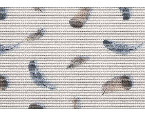 Anti-Rutsch-Matte Feather 50x80 cm