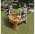 Sand- und Wassertisch STEP 2 Dino 84x75x76 cm braun