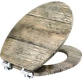WC-Sitz Form & Style Wooden boards MDF