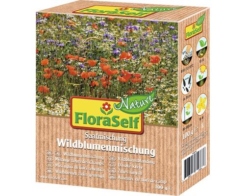 Wildblumenmischung FloraSelf Nature max. 100 m²