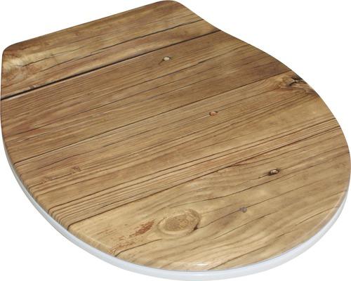 WC-Sitz Form & Style Duroplast Oldwood