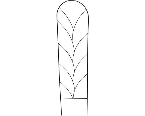 Zierspalier Ranke M 36x150 cm lavagrau