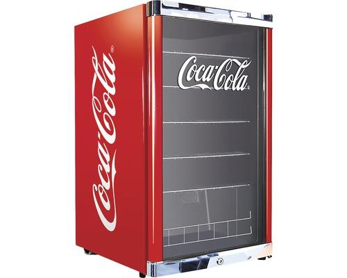 Kühlschrank CoolCube Coca Cola 84,5x54x54,8 cm 115 Liter