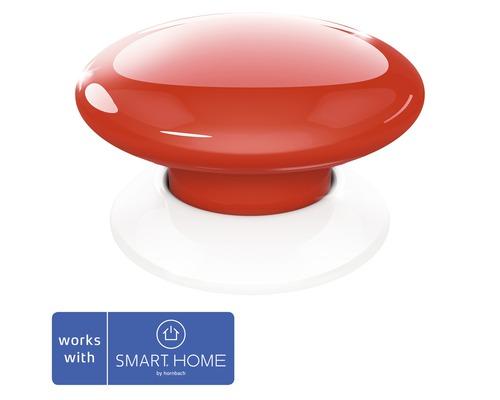 Fibaro Smart Button rot SMART HOME by hornbach