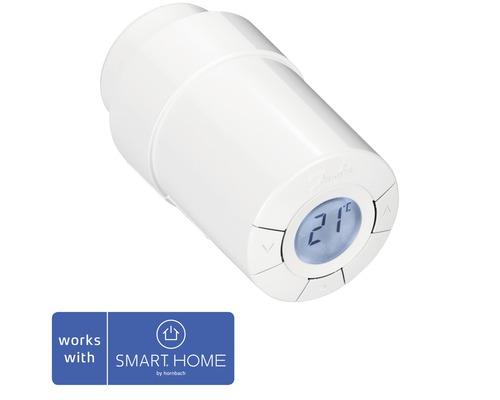Thermostatkopf Danfoss Z-Wave mit Schnappbefestigung