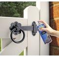 Metallschutz Spray Maston Hammer glatt schwarz 400 ml