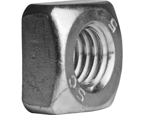 Vierkantmutter DIN 557, M5 galv.verzinkt 100 Stück