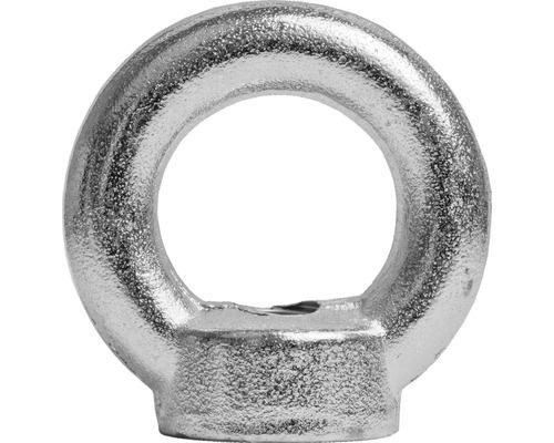 Ringmutter (ähnlich DIN 582) M10 galv.verzinkt, 10 Stück