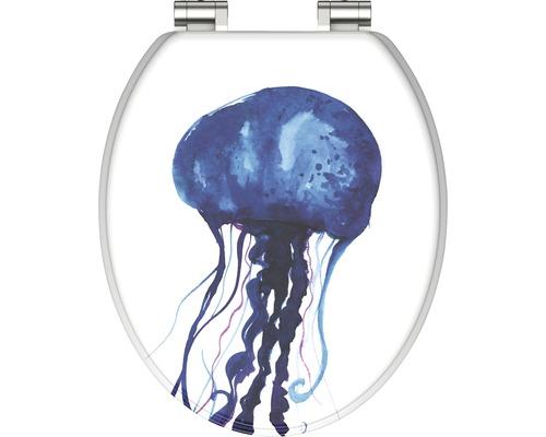 WC-Sitz Schütte Jellyfish mit Absenkautomatik