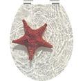 WC-Sitz Schütte Red Starfish mit Absenkautomatik