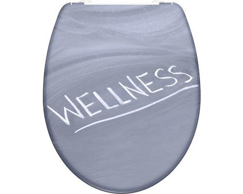 WC-Sitz Schütte Wellness mit Absenkautomatik