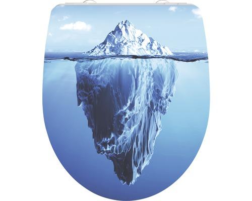 WC-Sitz Schütte Iceberg mit Absenkautomatik