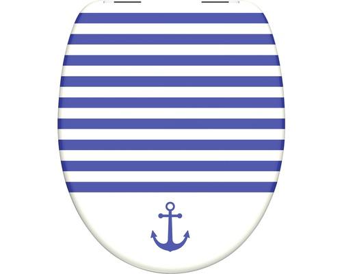 WC-Sitz Schütte North Sea mit Absenkautomatik