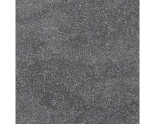 Feinsteinzeug Bodenfliese UDINE schwarz 60x60 cm rektifiziert