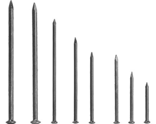 Stahlnägel & Stifte