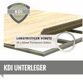 Saunahaus Woodfeeling Aplit 2 inkl.9 kW Ofen u.integr.Steuerung mit Vorraum und Holztüre mit Isolierglas wärmegedämmt anthrazit/weiß