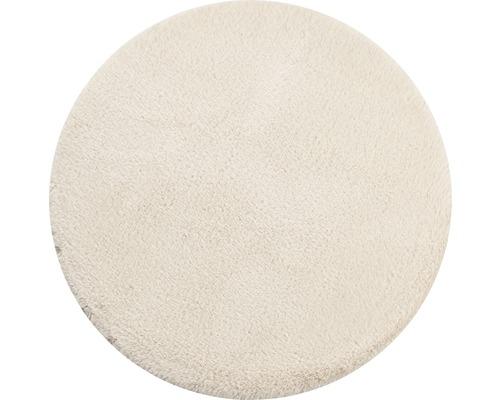 Teppich Romance beige rund Ø 80 cm