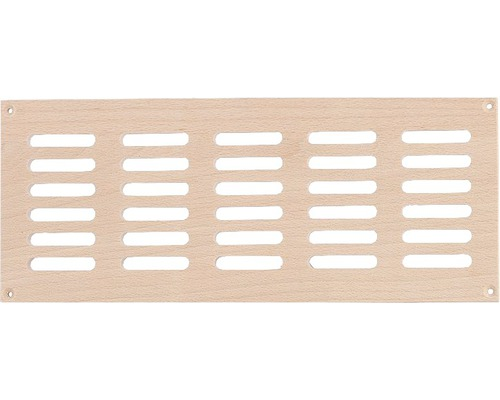 Sauna Lüftungsgitter Karibu 31,5x12,5 cm