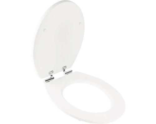WC-Sitz Soft Touch weiß