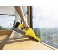 Fensterreiniger Fenstersauger Kärcher WV 6 Plus inkl. Sprühflasche mit Mikrofaserwischer und Ladegerät
