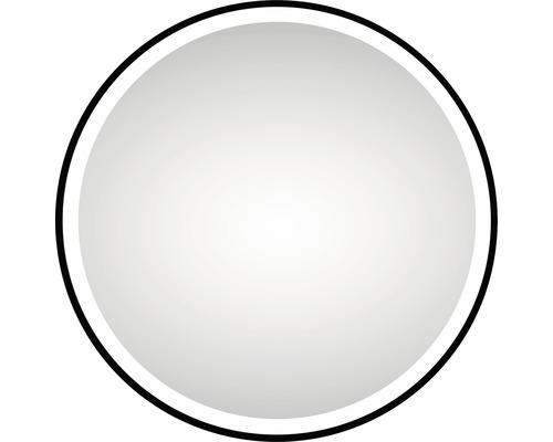 LED-Lichtspiegel DSK Black Circular Ø60 cm