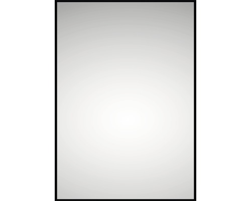 Rahmenspiegel DSK Black Line matt 40x60 cm