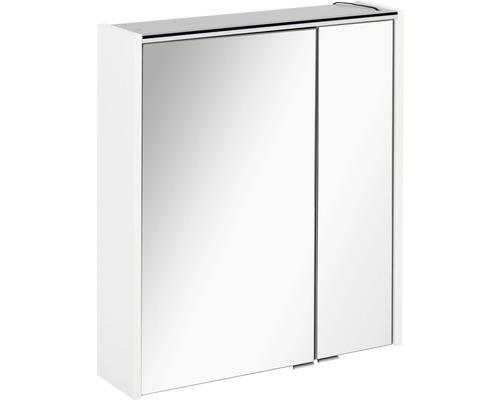 Spiegelschrank Fackelmann Denver Hype 3.0 60x68,5 cm 2-türig weiß