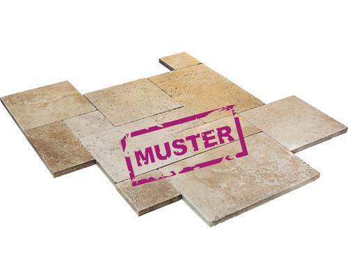 Terrassenplatten Muster
