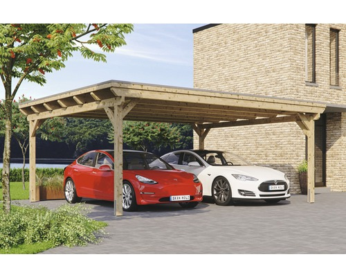 Carports & Garagen