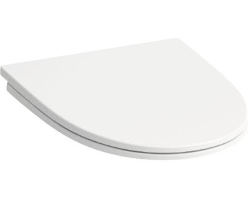 WC-Sitz Laufen Objekt Kompas weiß mit Absenkautomatik