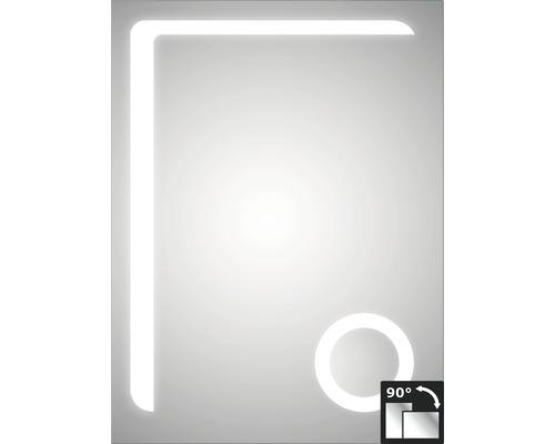 LED-Lichtspiegel DSK Silver Arrow 60x80 cm