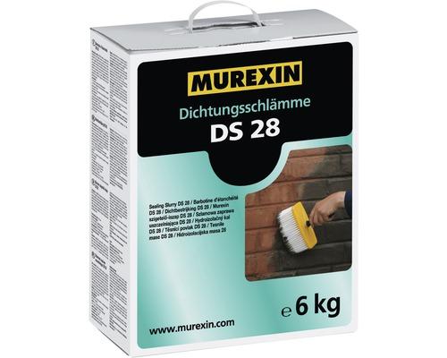 Dichtungsschlämme DS 28 Murexin grau 6 kg