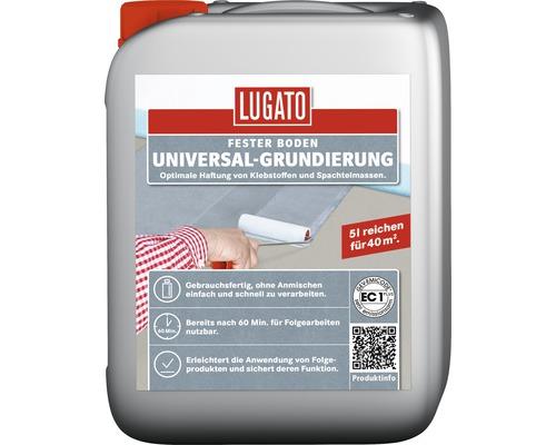 Lugato Universalgrundierung Fester Boden 5 L