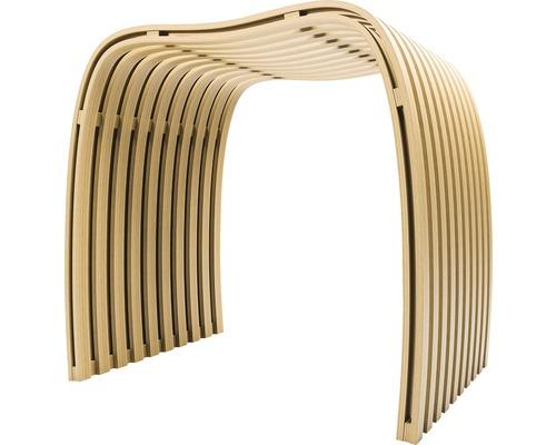 Badsitz Schulte Bambus D1820 40,5x30,5x46 cm