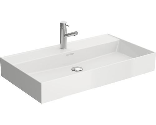 Aufsatzwaschtisch Cygnus Bath 81x46 cm weiß