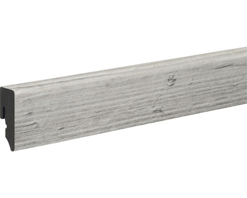 Sockelleiste PVC semi wild 04 foliert 15x39x2400 mm